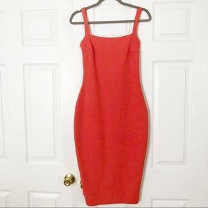 Boohoo body con dress  size 8